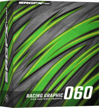 SRGFX Vector Racing Graphic 060 Box