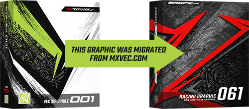 MXVEC Migration Racing Graphic 001 061