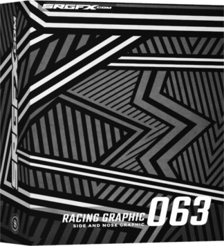 SRGFX Vector Racing Graphic 063 Box