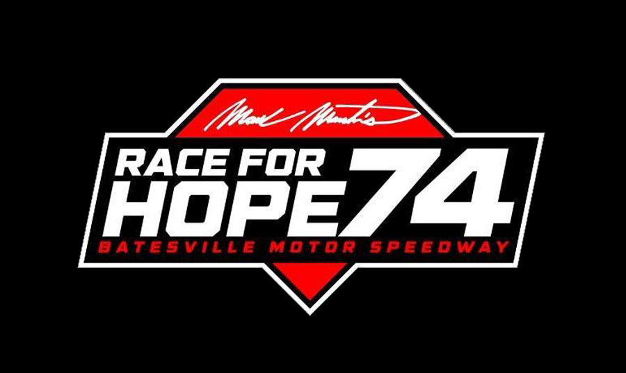 Mark Martin Race For Hope 74