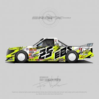 EBS 2018 Dirt Truck