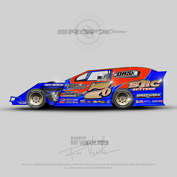 SRC Gutters 2018 Dirt Modified