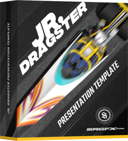 SRGFX JR. Dragster Template