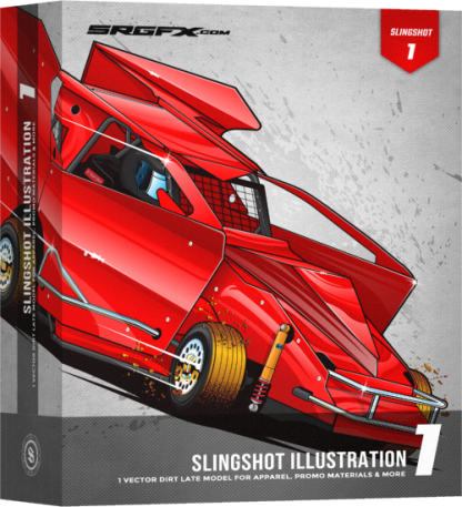 SRGFX Dirt/Asphalt Slingshot Illustration 1