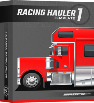 SRGFX Racing Hauler Template 1