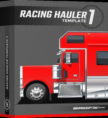 SRGFX Racing Hauler Template 1