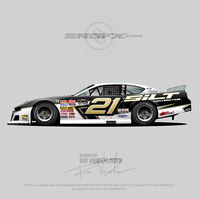 Silt Contracting 2019 Asphalt Late Model