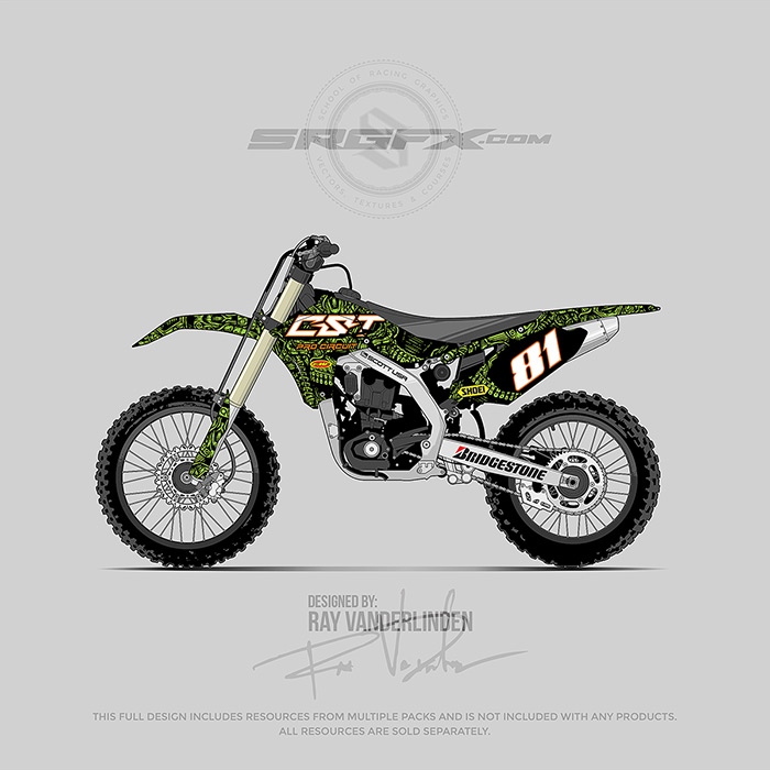 CRT 2019 Dirt Bike