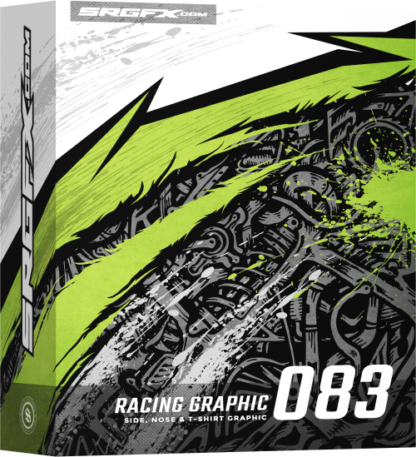 SRGFX MXVEC Vector Racing Graphic 083 Box