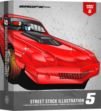 SRGFX Street Stock Illustration 5 Box