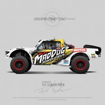 Mad Dog Power Tools 2019 Stadium Truck