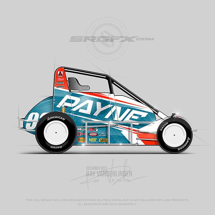 Payne 2019 Dirt Midget