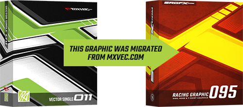 SRGFX Vector Racing Grapic 095 Migration Banner