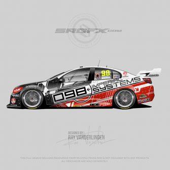 Imperial Systems 2019 V8 Super Car
