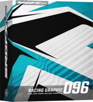 SRGFX Vector Racing Graphic 096 Box
