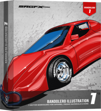 SRGFX Bandolero Illustration 1