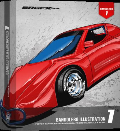 SRGFX Bandolero Illustration 1