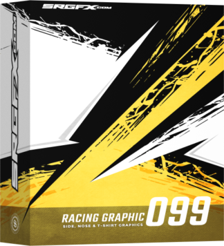 SRGFX MXVEC Vector Racing Graphic 099 Box