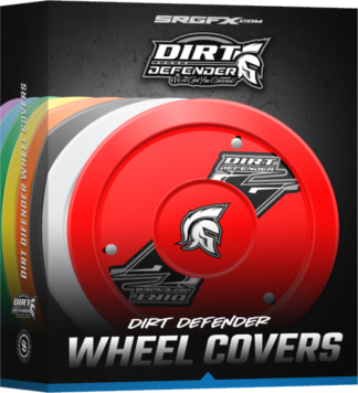 SRGFX Dirt Defender Wheel Covers Box
