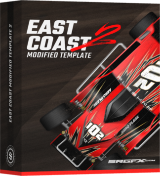 East Coast Modified Template for wrap companies, freelance designers and wrap designers.