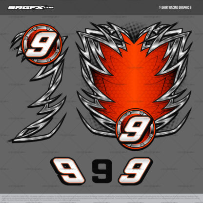 SRGFX racing apparel background graphic 9