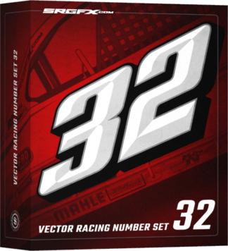 Vector racing number Set 23 with convex details