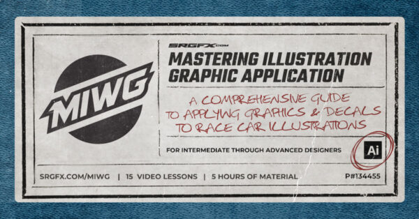 Mastering Illustration Wrap Graphic Application