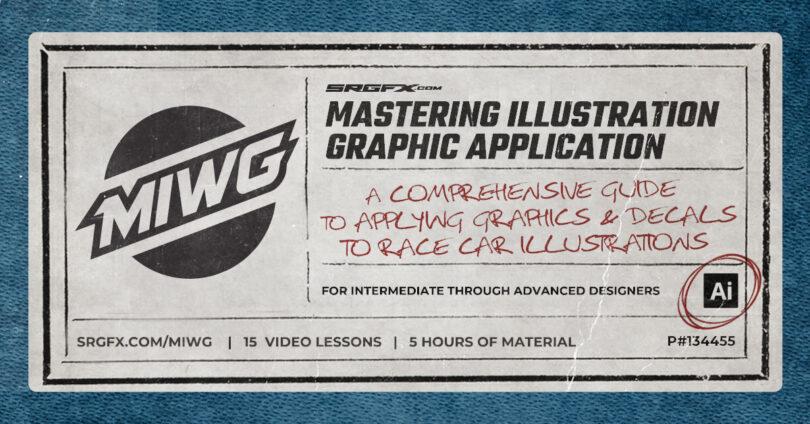 Mastering Illustration Wrap Graphic Application