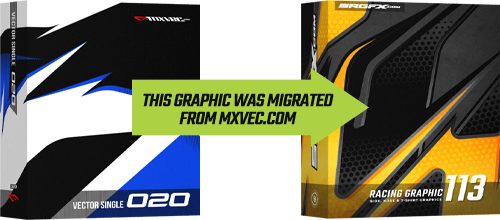 MXVEC Racing Graphic 20 Migration Banner