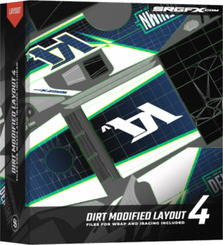 SRGFX Dirt Modified Wrap Layout 4