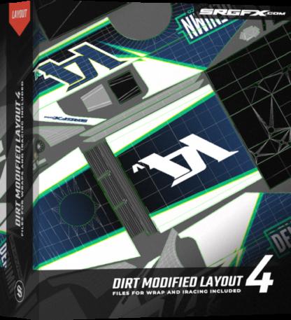SRGFX Dirt Modified Wrap Layout 4