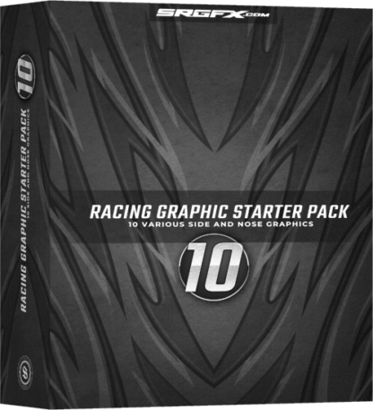 SRGFX Vector Racing Starter Pack 10 Box