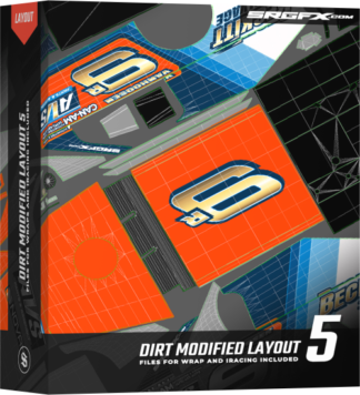 SRGFX Dirt Modified Wrap Layout 5